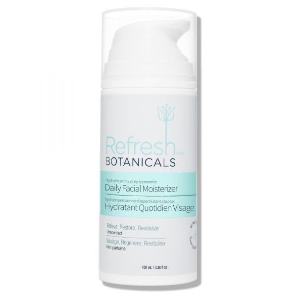 Natural Facial Moisturizer Fragrance Free