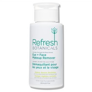 Eye and Face Makeup Remover