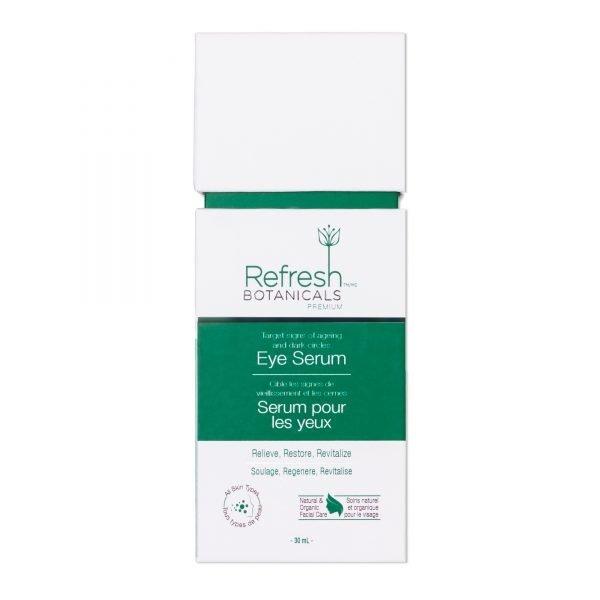 best natural eye serum for puffy eyes