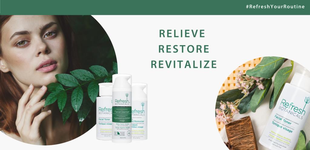 Refresh Botanicals™ - Canadian skin care brand creates splash in Indian market! 3